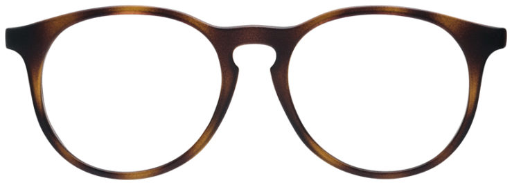 PRESCRIPOTION-GLASSES-MODEL-RAY-BAN-RB1554-MATT-TORTOISE-FRONT