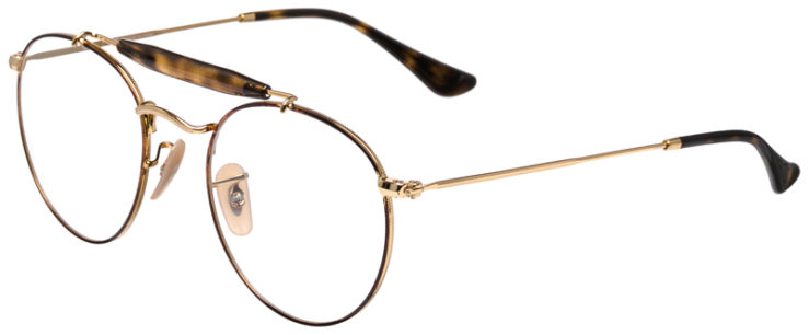 PRESCRIPOTION-GLASSES-MODEL-RAY-BAN-RB3747V-GOLD-TORTOISE-45