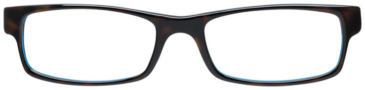 PRESCRIPOTION-GLASSES-MODEL-RAY-BAN-RB5114-TORTOISE-BLUE-FRONT