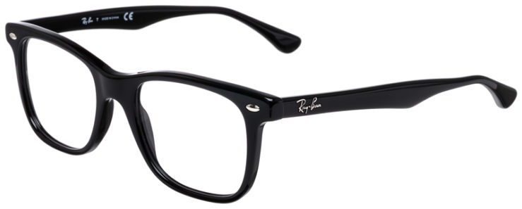 PRESCRIPOTION-GLASSES-MODEL-RAY-BAN-RB5248-BLACK-45
