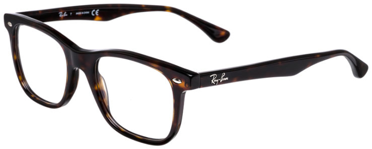 PRESCRIPOTION-GLASSES-MODEL-RAY-BAN-RB5248-TORTOISE-45