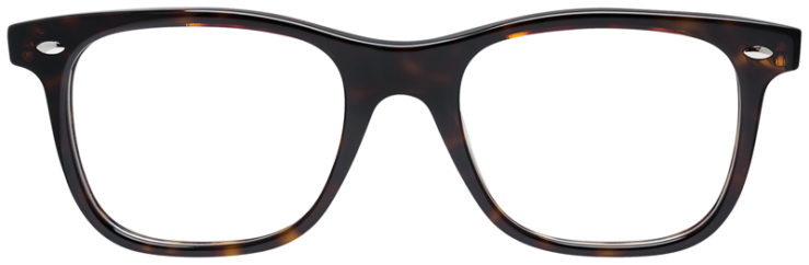 PRESCRIPOTION-GLASSES-MODEL-RAY-BAN-RB5248-TORTOISE-FRONT