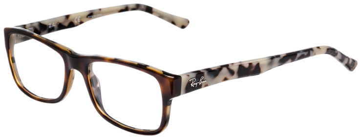 PRESCRIPOTION-GLASSES-MODEL-RAY-BAN-RB5268-TORTOISE-TOKYO-TORTOISE-45