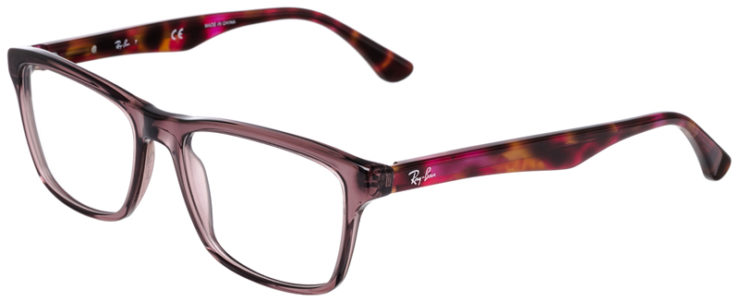 PRESCRIPOTION-GLASSES-MODEL-RAY-BAN-RB5279-LAVENDER-TORTOISE-45