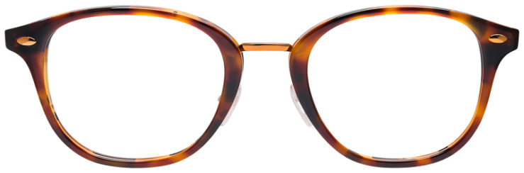 PRESCRIPOTION-GLASSES-MODEL-RAY-BAN-RB5355-HAVANA-TORTOISE-FRONT