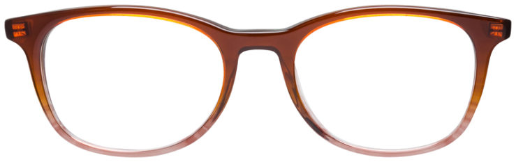 PRESCRIPOTION-GLASSES-MODEL-RAY-BAN-RB5356-BROWN-GRADIENT-FRONT