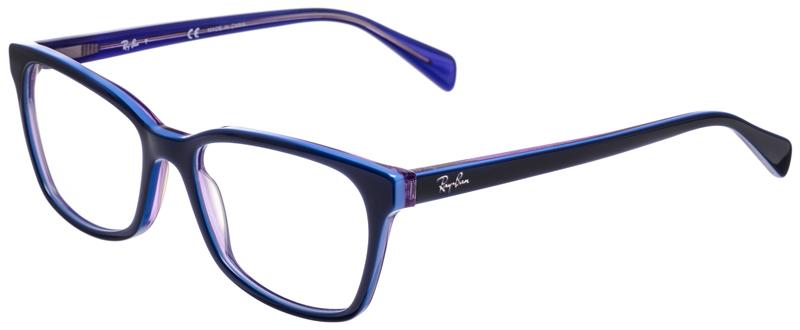 3d2a361786 PRESCRIPOTION-GLASSES-MODEL-RAY-BAN-RB5362-BLUE-PURPLE-