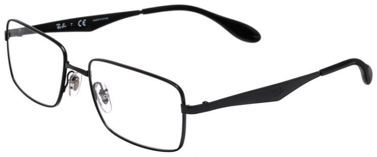 PRESCRIPOTION-GLASSES-MODEL-RAY-BAN-RB6329-BLACK-45
