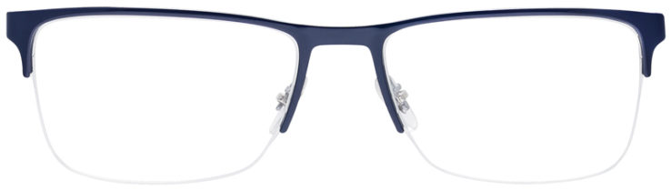 PRESCRIPOTION-GLASSES-MODEL-RAY-BAN-RB6335-NAVY-MATTE-BLUE-FRONT