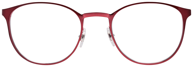 30ccb4cd55 PRESCRIPOTION-GLASSES-MODEL-RAY-BAN-RB6355-MATTE-RED-