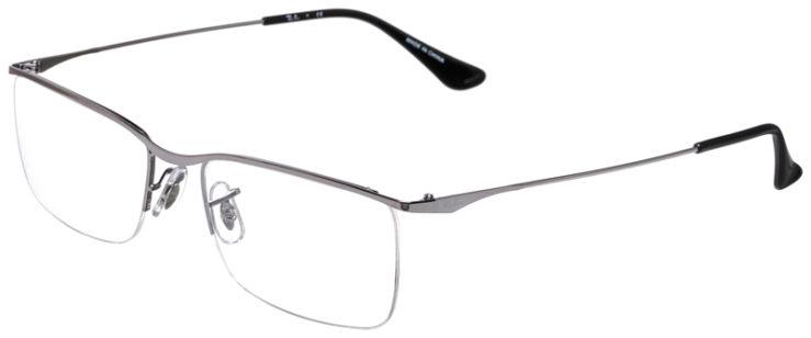 PRESCRIPOTION-GLASSES-MODEL-RAY-BAN-RB6370-SILVER-45