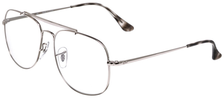 PRESCRIPOTION-GLASSES-MODEL-RAY-BAN-RB6389-SILVER-45