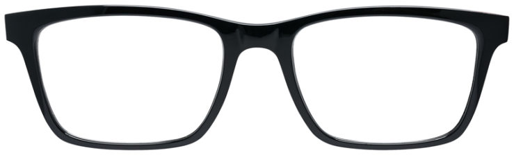 PRESCRIPOTION-GLASSES-MODEL-RAY-BAN-RB7025-BLACK-FRONT