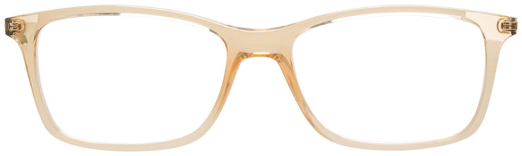 PRESCRIPOTION-GLASSES-MODEL-RAY-BAN-RB7047-YELLOW-CRYSTAL-BROWN-FRONT