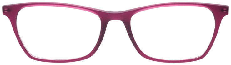 PRESCRIPOTION-GLASSES-MODEL-RAY-BAN-RB7053-MATTE-PURPLE-SILVER-BEIGE-FRONT