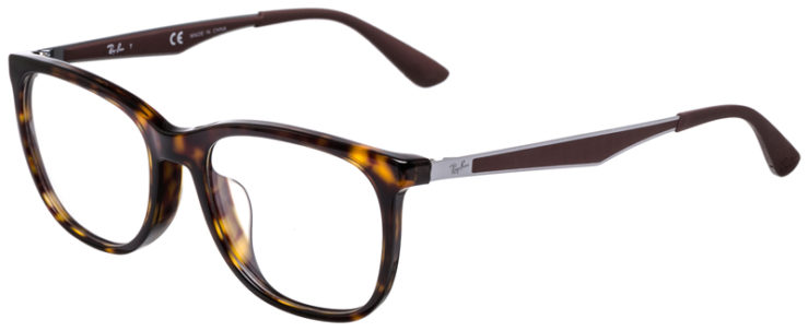 PRESCRIPOTION-GLASSES-MODEL-RAY-BAN-RB7078F-TORTOISE-45