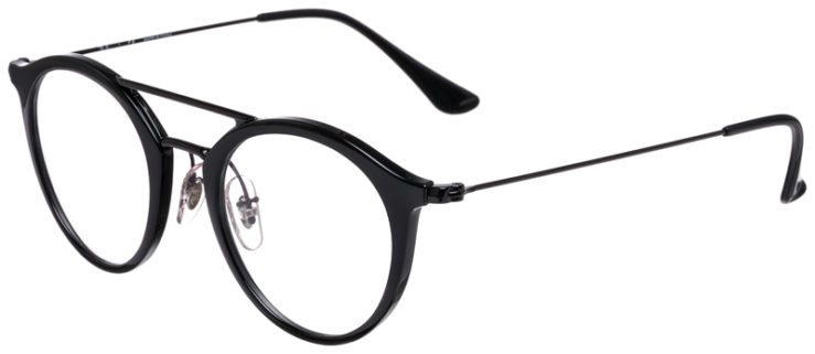 PRESCRIPOTION-GLASSES-MODEL-RAY-BAN-RB7097-BLACK-45