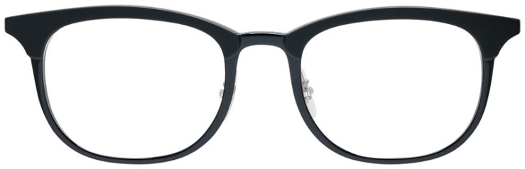 PRESCRIPOTION-GLASSES-MODEL-RAY-BAN-RB7112-BLACK-MATTE-BLACK-FRONT