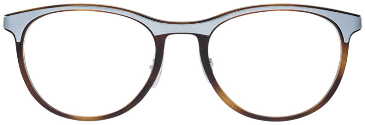 PRESCRIPOTION-GLASSES-MODEL-RAY-BAN-RB7116-MATTE-TORTOISE-SILVER-FRONT