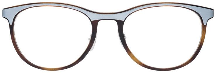 PRESCRIPOTION-GLASSES-MODEL-RAY-BAN-RB7116-MATTE-TORTOISE-SILVER-FRONT