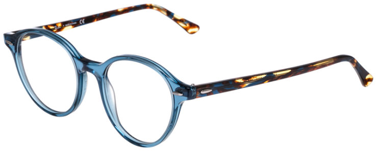 PRESCRIPOTION-GLASSES-MODEL-RAY-BAN-RB7118-TURQUOISE-TORTOISE-45