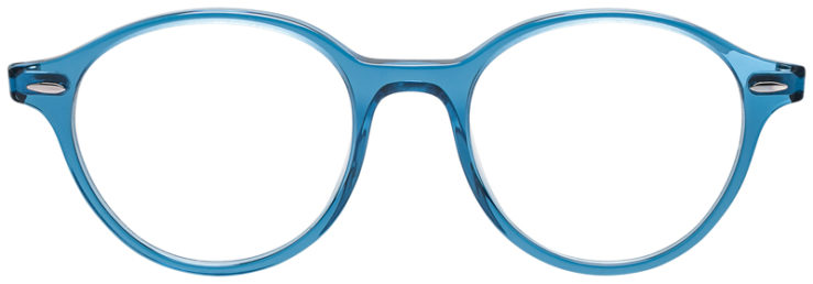 PRESCRIPOTION-GLASSES-MODEL-RAY-BAN-RB7118-TURQUOISE-TORTOISE-FRONT