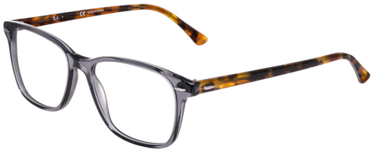 PRESCRIPOTION-GLASSES-MODEL-RAY-BAN-RB7119-GREY-CRYSTAL-TORTOISE-45