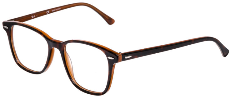 PRESCRIPOTION-GLASSES-MODEL-RAY-BAN-RB7119-HAVANA-TORTOISE-45
