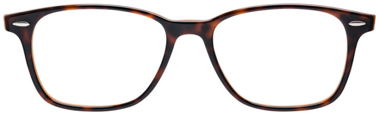 PRESCRIPOTION-GLASSES-MODEL-RAY-BAN-RB7119-HAVANA-TORTOISE-FRONT