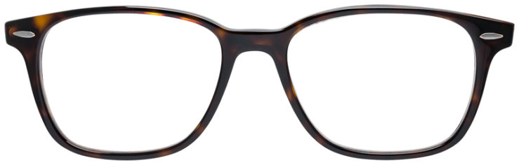 PRESCRIPOTION-GLASSES-MODEL-RAY-BAN-RB7119-TORTOISE-FRONT