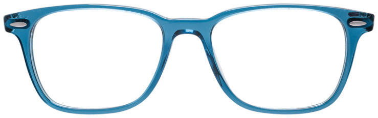 PRESCRIPOTION-GLASSES-MODEL-RAY-BAN-RB7119-TURQUOISE-TORTOISE-FRONT
