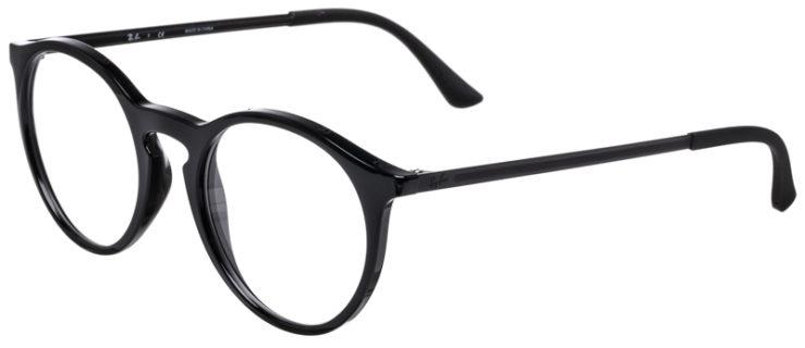 PRESCRIPOTION-GLASSES-MODEL-RAY-BAN-RB7132-BLACK-45