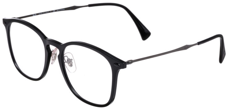 PRESCRIPOTION-GLASSES-MODEL-RAY-BAN-RB8954-MATTE-BLACK-45