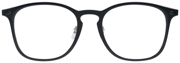 PRESCRIPOTION-GLASSES-MODEL-RAY-BAN-RB8954-MATTE-BLACK-FRONT