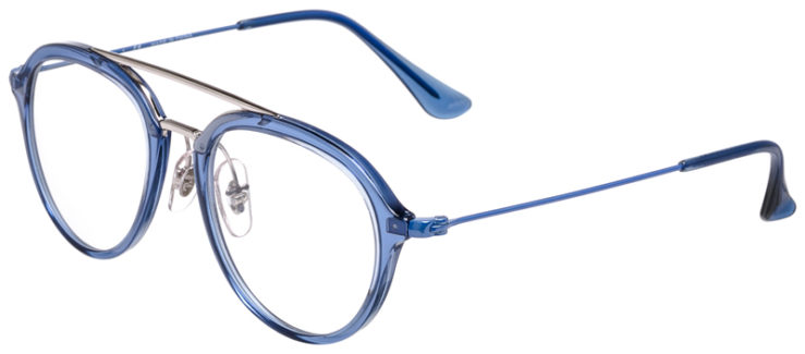 PRESCRIPOTION-GLASSES-MODEL-RAY-BAN-RB9065V-LIGHT-BLUE-45