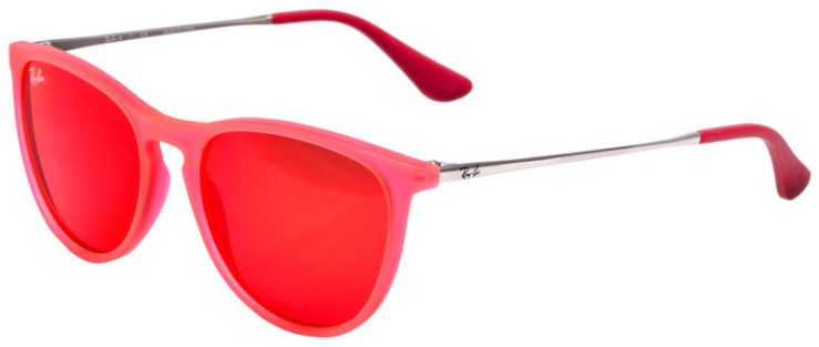PRESCRIPOTION-GLASSES-MODEL-RAY-BAN-RJ9060S-MATTE-BRIGHT-PINK-45