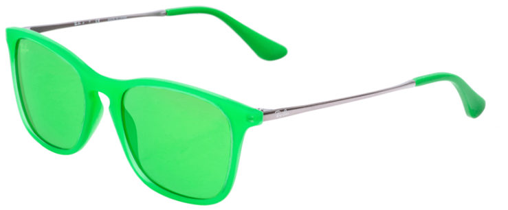PRESCRIPOTION-GLASSES-MODEL-RAY-BAN-RJ9061S-BRIGHT-GREEN-45