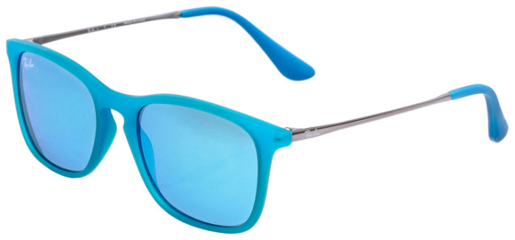 PRESCRIPOTION-GLASSES-MODEL-RAY-BAN-RJ9061S-TURQUOISE-45