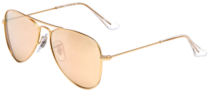 PRESCRIPOTION-GLASSES-MODEL-RAY-BAN-RJ9506S-GOLD-FLASH-GOLD-45
