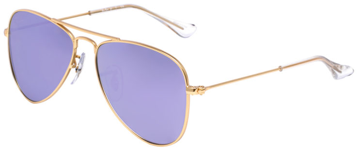PRESCRIPOTION-GLASSES-MODEL-RAY-BAN-RJ9506S-GOLD-FLASH-PURPLE-45