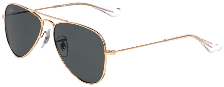 PRESCRIPOTION-GLASSES-MODEL-RAY-BAN-RJ9506S-GOLD-GREY-45