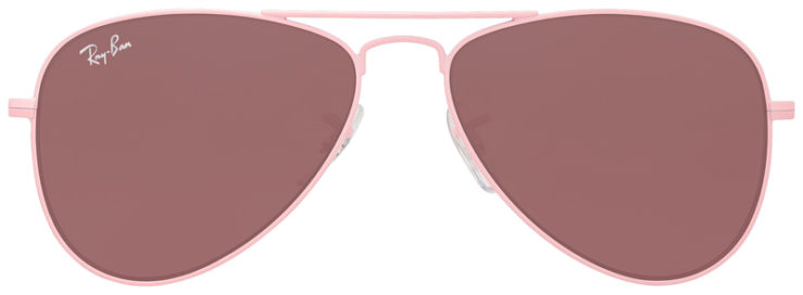 PRESCRIPOTION-GLASSES-MODEL-RAY-BAN-RJ9506S-PINK-FLASH-PINK-FRONT