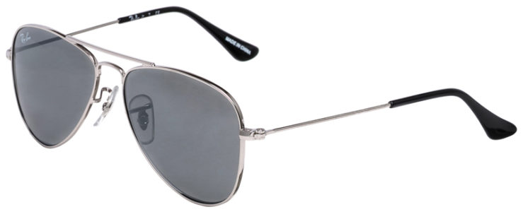 PRESCRIPOTION-GLASSES-MODEL-RAY-BAN-RJ9506S-SILVER-FLASH-SILVER-45