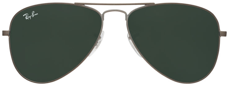 PRESCRIPOTION-GLASSES-MODEL-RAY-BAN-RJ9506S-SILVER-FLASH-SILVER-FRONT