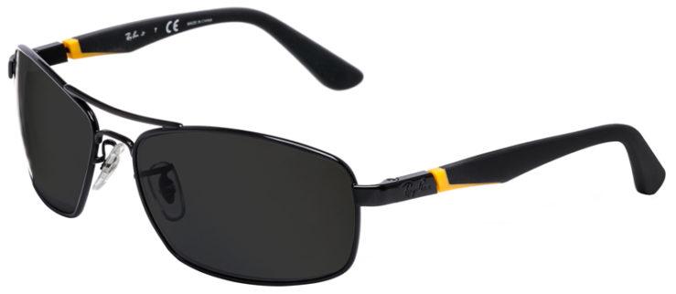PRESCRIPOTION-GLASSES-MODEL-RAY-BAN-RJ9536S-BLACK-MATTE-BLACK-45