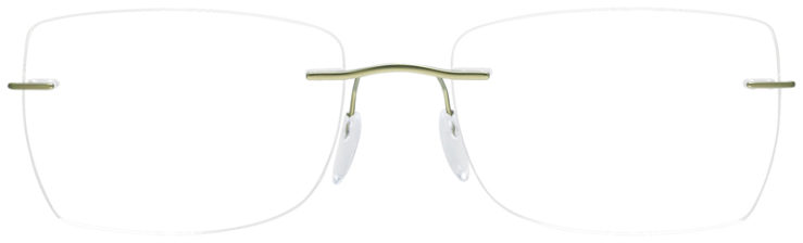 PRESCRIPOTION-GLASSES-MODEL-SILHOUETTE-4449-LIME-FRONT