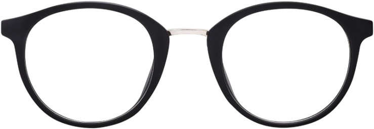 PRESCRIPTION-GLASSES-MODEL-APP-BLACK-FRONT