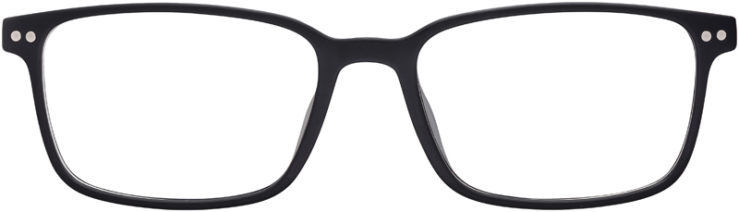 PRESCRIPTION-GLASSES-MODEL-CHAT-BLACK-FRONT