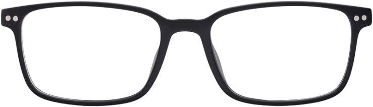 PRESCRIPTION-GLASSES-MODEL-CHAT-BLACK-FRONT