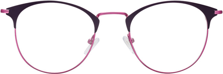 PRESCRIPTION-GLASSES-MODEL-DC-172-PURPLE-FRONT